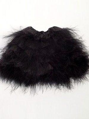 Nu Mood Ballet Skirt - Black
