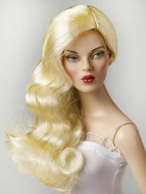 Nu Mood Side Part Wave, Blonde Wig