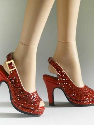 Nu Mood High Heel #8