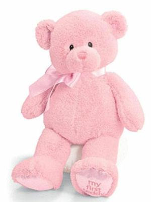 My First Teddy, Pink