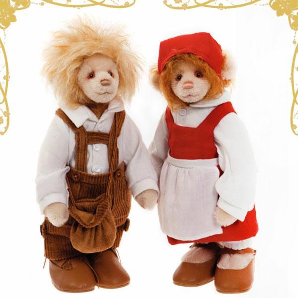 Hansel & Gretel Set - Isabelle Collection