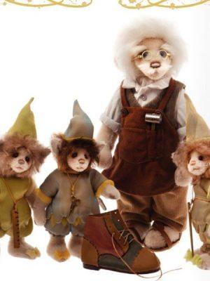 Elves & The Shoemaker Set - Isabelle Collection