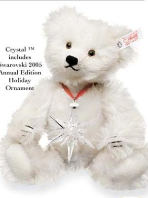 Crystal, Swarovski Teddy Bear