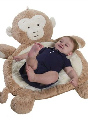 Monkey Baby Mat – 31×23″