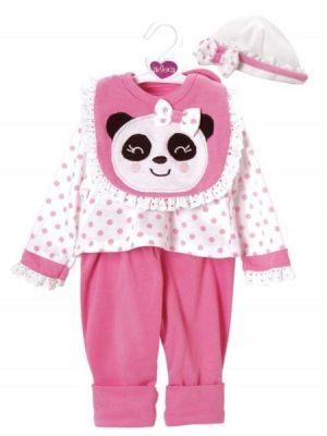 Pandariffic Outfit
