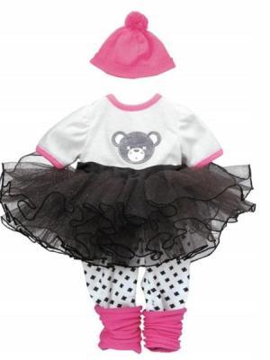 Teddy Tutu Outfit