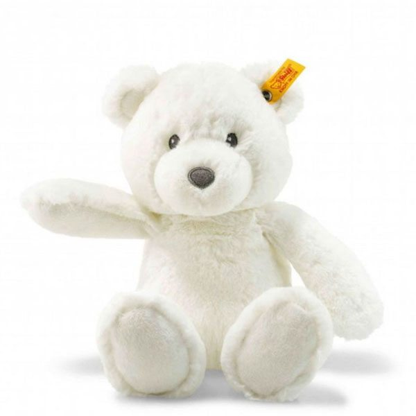Bearzy Teddy Bear, White