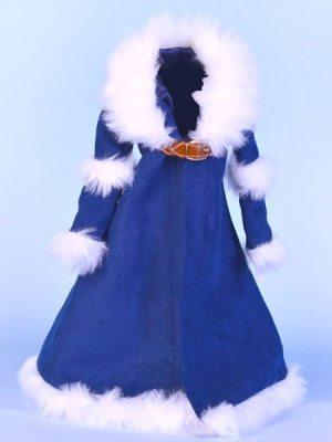 Clara Marie's Winter Coat