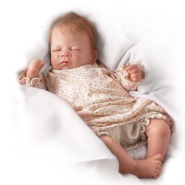 Ashton Drake Sleeping Beauty Doll: Samantha's DollsSamantha's Dolls