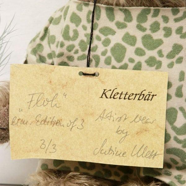 Floli in Green by Sabine Klett