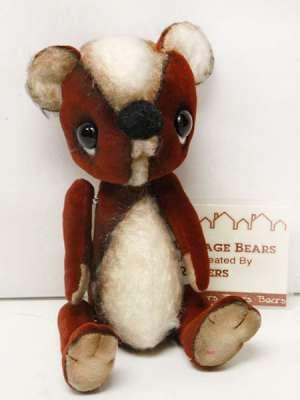 Paolo Pudge Bear, Small