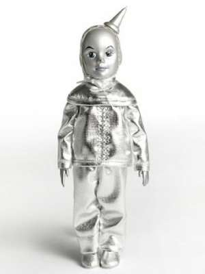 Tinman Play Doll