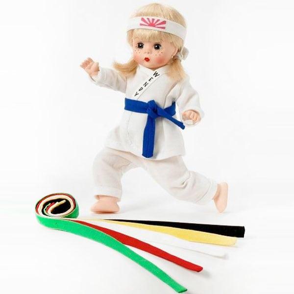 Wendy Loves Karate
