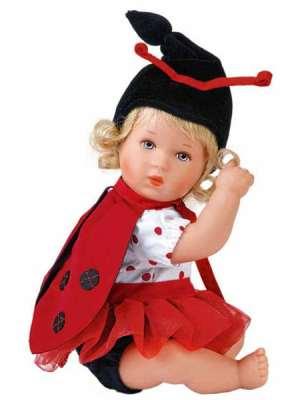 Bath Baby Ladybug