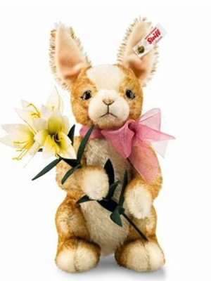 Lily Springtime Bunny