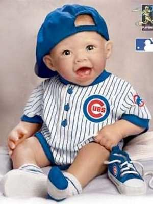 Mighty Big Cubs Fan