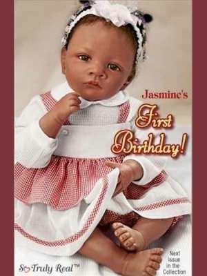 Jasmine's First Birthday