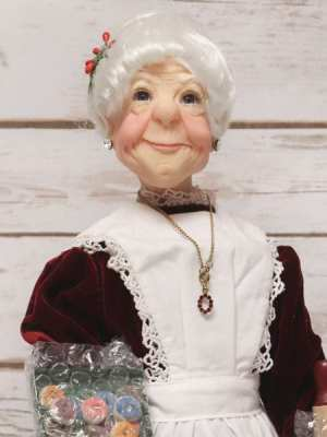 Mrs. Claus, Christmas