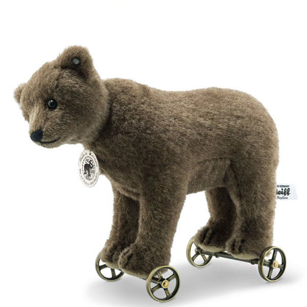 Bear On Wheels Replica 1904