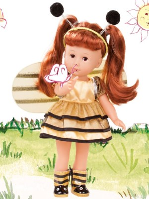 Lucia the Bee