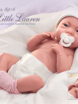 A Lovely Gift Is Little Lauren