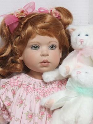Charisma & Her Kitties