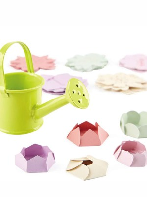 Sofia Magic Flowers & Watering Can Set