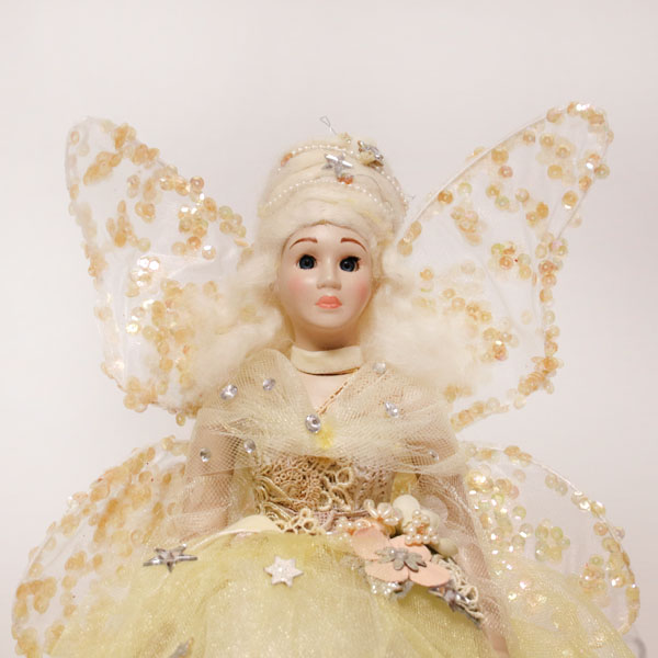 Fairy in Yellow Doll