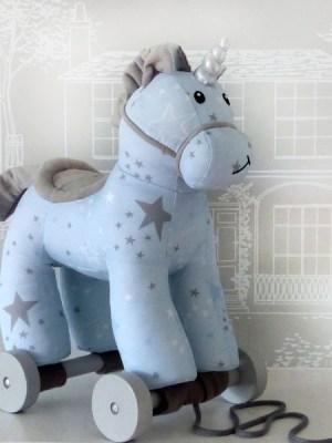 Pull-Along Toddler Toy - Moonbeam