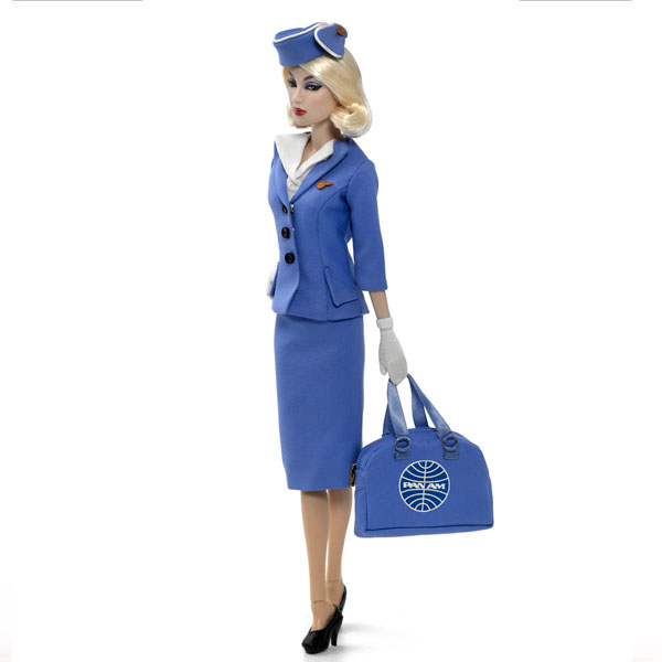 "16"" Pan Am Stewardess"