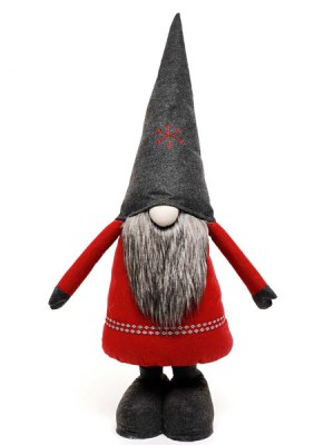 Gnome with Snowflake