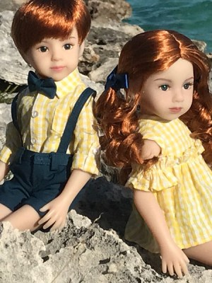 The Twins, Ash & Joy