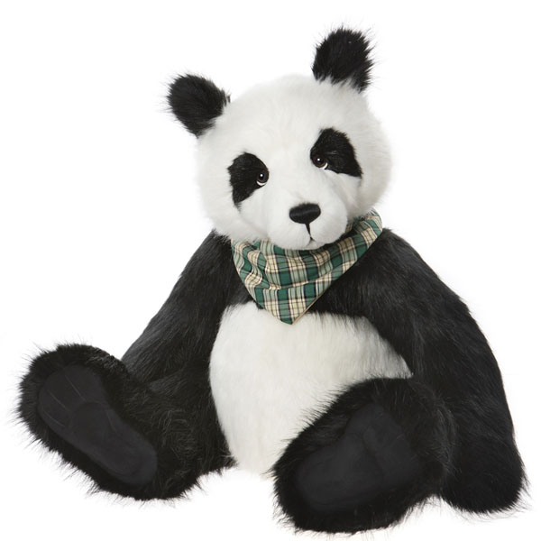 Berwin - Charlie Bears Plush Collection