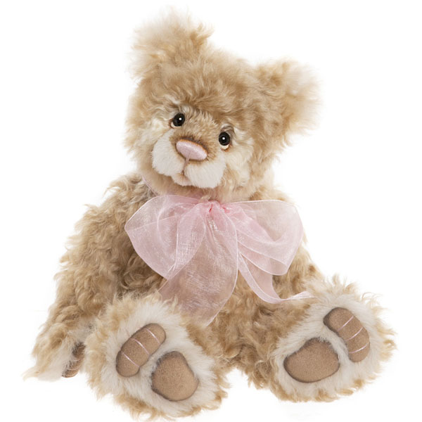 Curly Temple - Isabelle Bear Collection