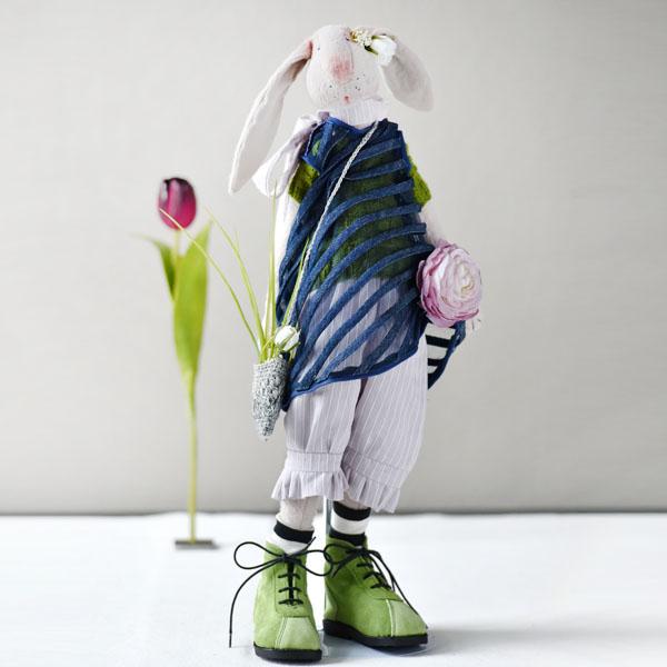 Rabbit 3, OOAK