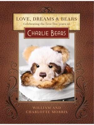 Love, Dreams & Bears Hardcover Book