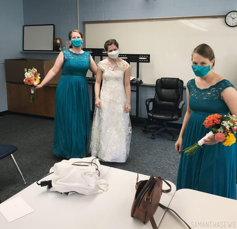 Catholic wedding ceremony - DIY wedding