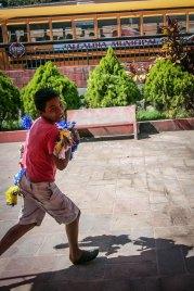 The great piñata escape