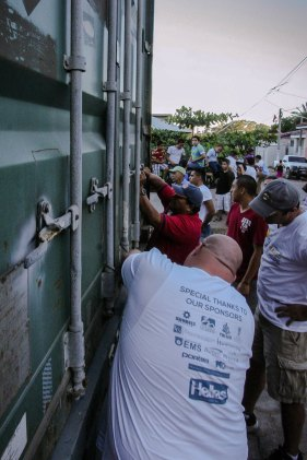 Hearts of Hope donations arrive in Jucuarán