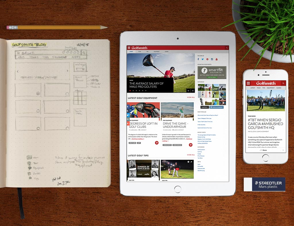 Golfsmith blog