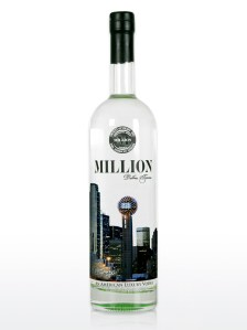 Dallas Million Vodka