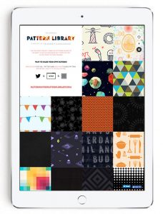 The Amazing Pattern Library website