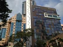 Elizabeth Hotel Singapore Living Dream