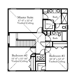 Standard Pacific Floorplans