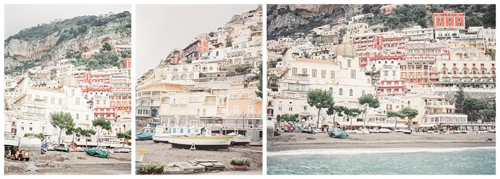 Amalfi Coast Italy Travel Film Photography