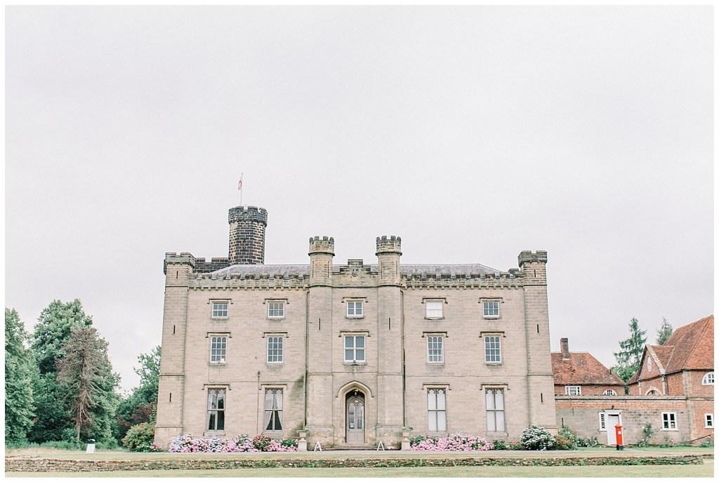 Chiddingstone Castle Summer Wedding