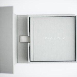 Linen box - Sam Areman Photo