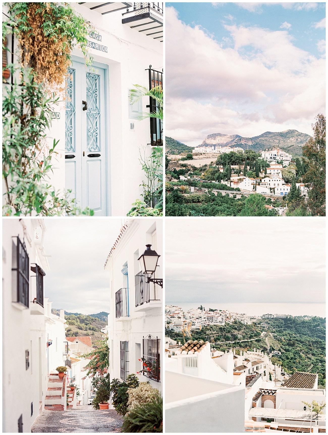 Frigiliana Spain Best Pueblos Blanco White Village