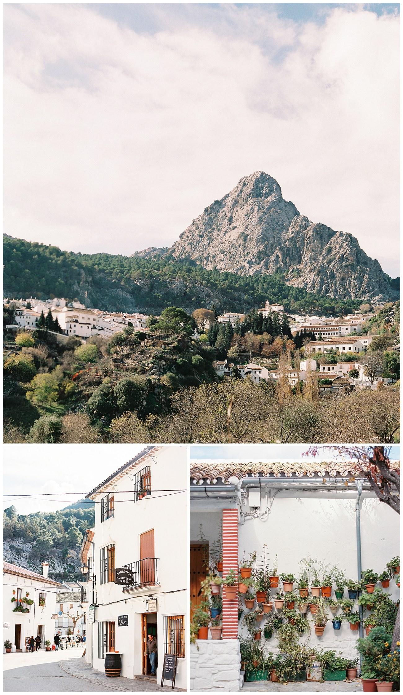 Grazalema - Best Pueblos Blanco White Village Spain
