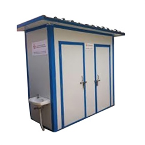 prefabricated modular toilets price